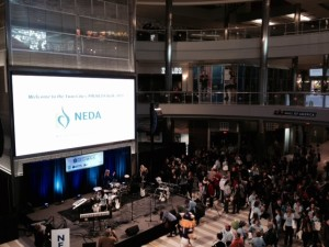 Minneapolis Mall of America NEDA walk
